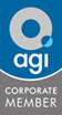 Corporate Member of the Association for Geographic Information Logo